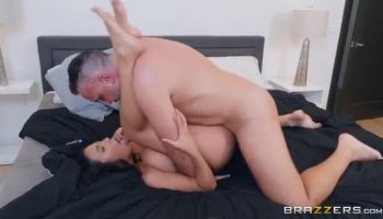 Daring sex session