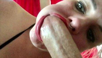 Daring sex session