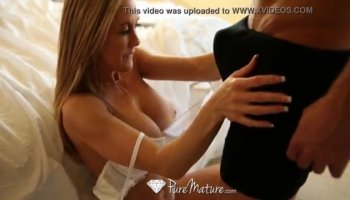 Lovely chick Julia Ann getting banged